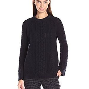 Theory Lewens Loryfelt Sweater